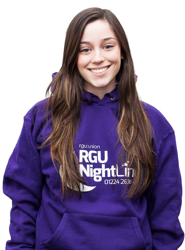 Sophie O'Donnell (Welfare and Campaigns Officer)